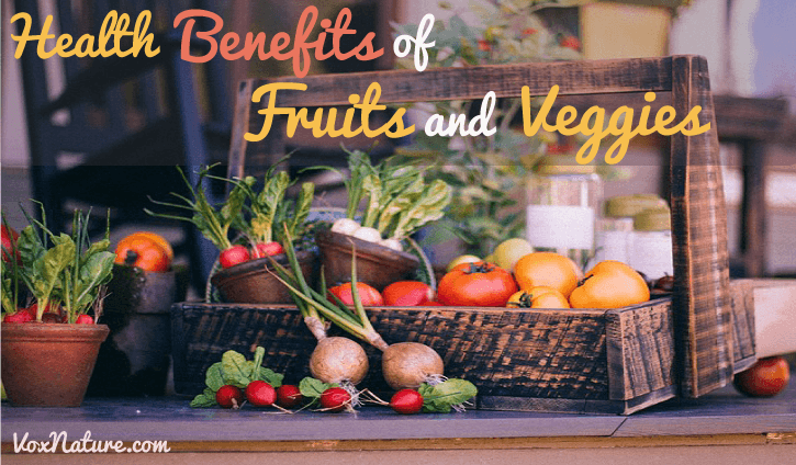 Health Benefits of Fruits and Veggies | A-Z