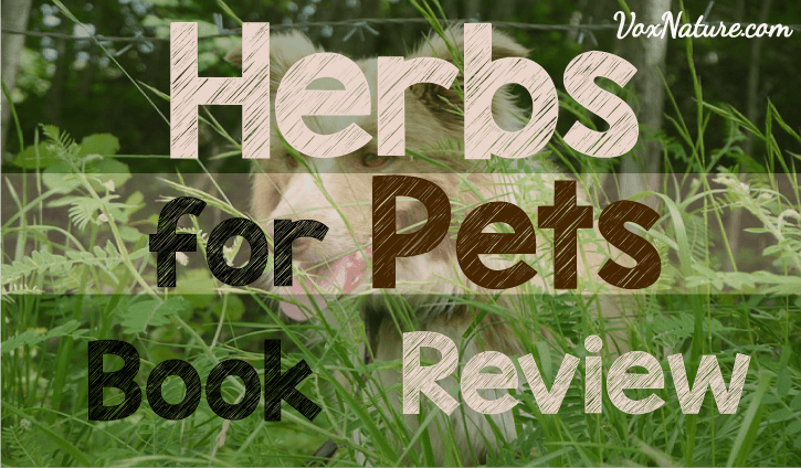 Herbs for Pets | Book Review