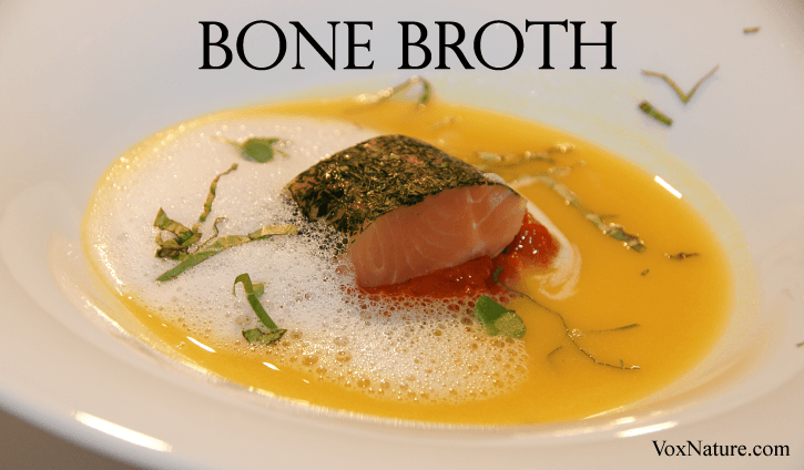 Bone Broth for Arthritis and Cellulite