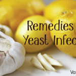 Natural Remedies for Yeast Infection (in your kitchen)