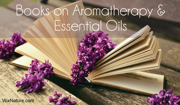Recommended Books on Aromatherapy