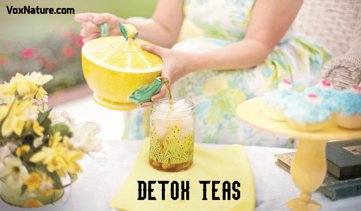 Six of the Best Detox Teas Around