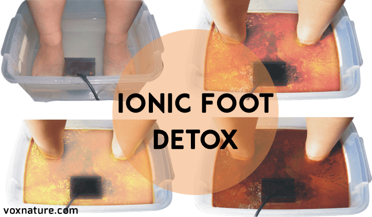 Ionic Foot Detox 101- All you Need to Know