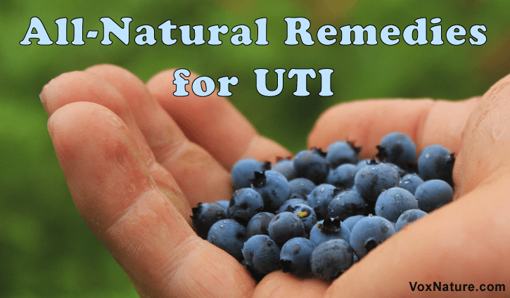 7 All-Natural Remedies for Urinary Tract Infection (UTI)
