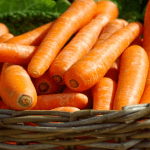 Health Benefits of Carrots (Daucus carota subsp. Sativus)