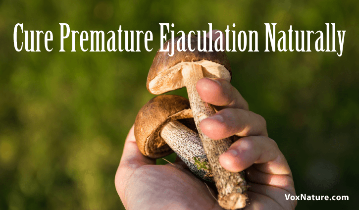 How To Fight Premature Ejaculation Naturally