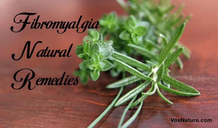 Herbs and Natural Remedies for Fibromyalgia