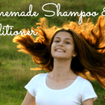 Make Your Own Chemical-Free Shampoo and Conditioner