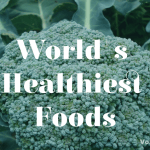 19 of the World's Healthiest Foods