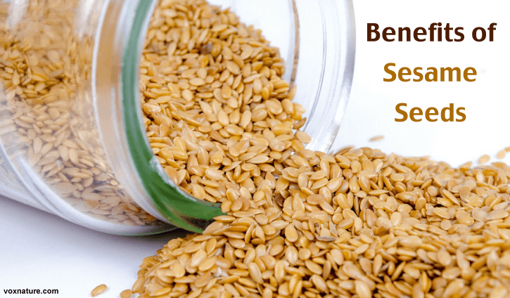7 Powerful Health Benefits of Sesame Seeds