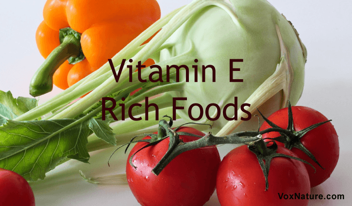 13 Foods That Are Rich Sources of Vitamin E