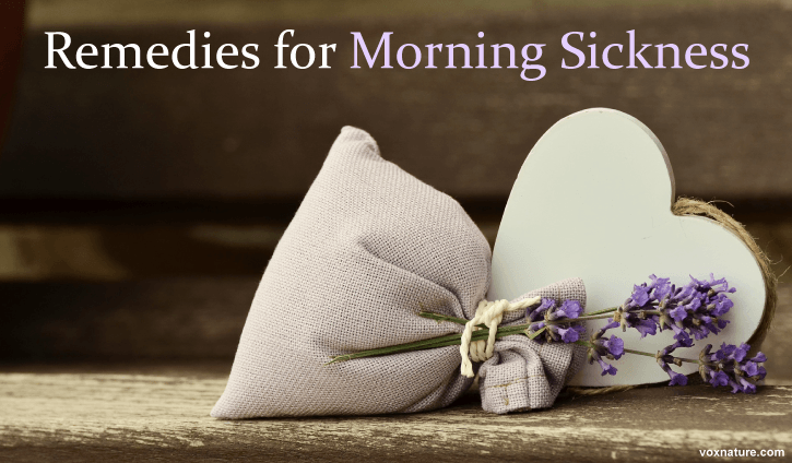 Natural Solutions for Morning Sickness