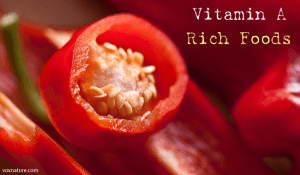 16 Foods Rich in Vitamin A