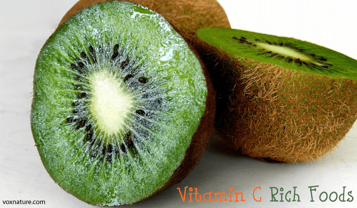 15 Foods with High Levels of Vitamin C
