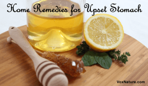 10 Natural Solutions for Upset Stomach