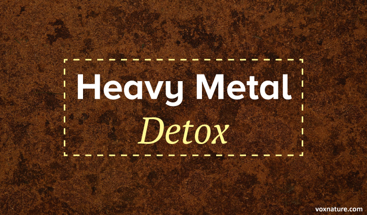 How To Do A Heavy Metal Detox