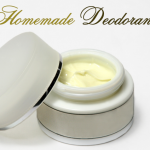 Make Your Own Deodorant to Avoid Toxic Chemicals