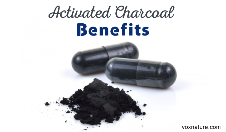 6 Benefits and Uses for Activated Charcoal