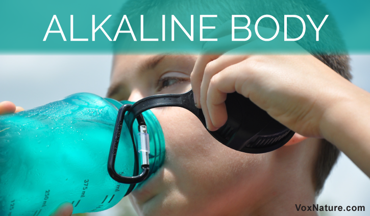 How to Make Your Body More Alkaline For Optimum Health