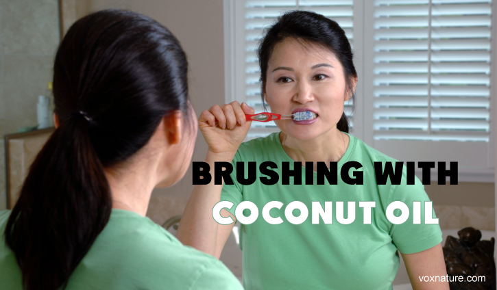 Why You Should Replace Your Commercial Toothpaste With Coconut Oil