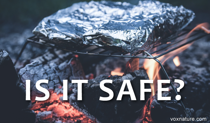 Why Aluminum Foil Should Not Be Used For Cooking Or Storing Leftovers