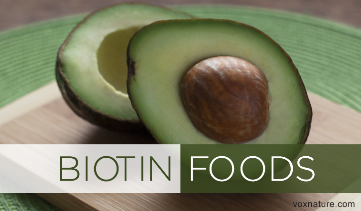 21 Foods with High Levels of Biotin