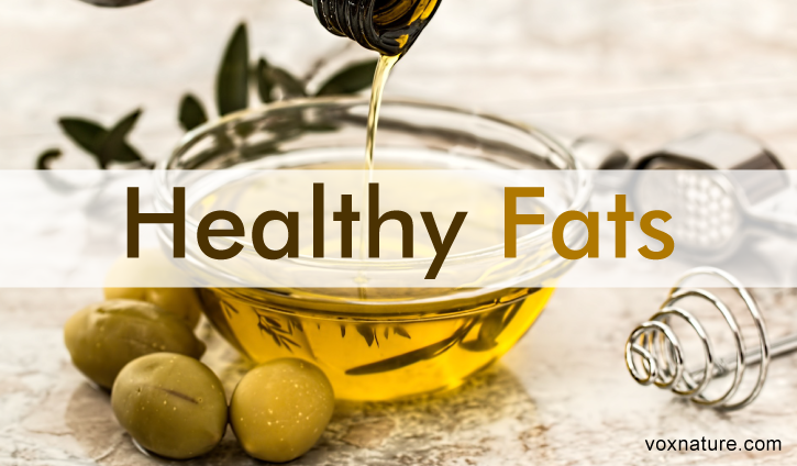 16 Food Sources of Healthy Fats