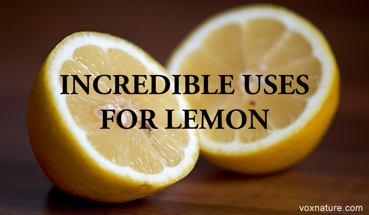 Incredible Uses for Lemons (Home and Health)