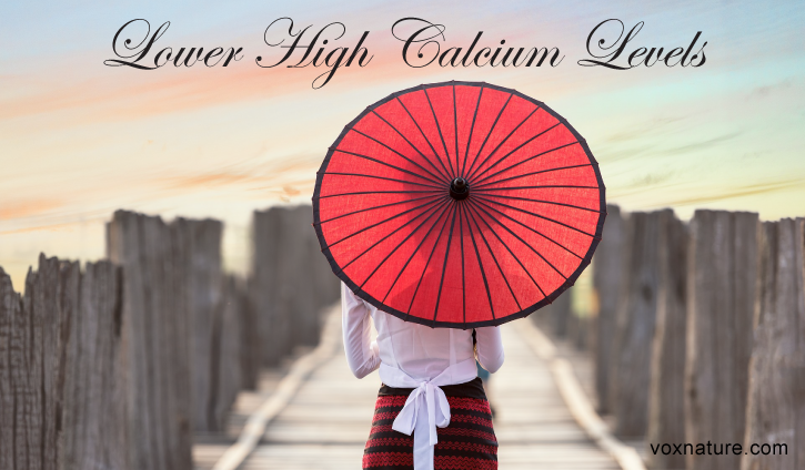 How to Reduce High Calcium Levels (Hypercalcemia) Naturally