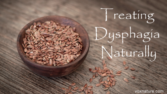 Causes of Dysphagia (Difficulty Swallowing) + How to Treat Naturally