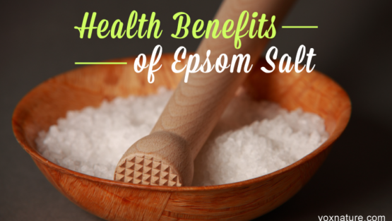 10 Ways Epsom Salt Can Improve Your Health