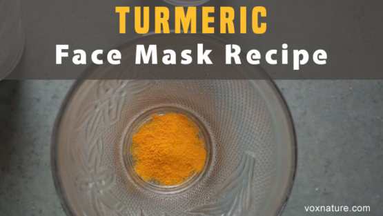 Make Your Own Turmeric Face Mask for Glowing Skin