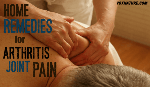 5 Home Treatments for Arthritis Joint Pain