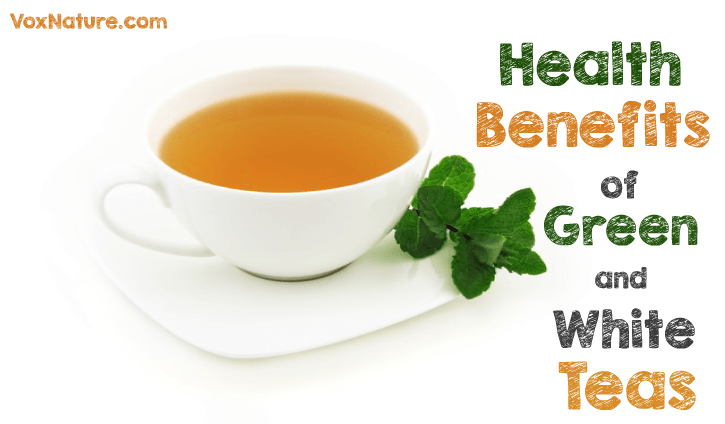 Organically grown green and white teas are typically stimulating 7 Green and White Teas You Need to Try