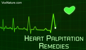 Treat Heart Palpitations with These 5 Natural Remedies