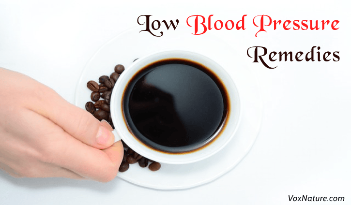 Natural and Herbal Remedies for Low Blood Pressure  Natural and Herbal Remedies for Low Blood Pressure (hypotension)