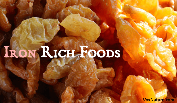 Many adults do not get enough iron on a daily basis Top 10 Iron Rich Foods: No More Supplements
