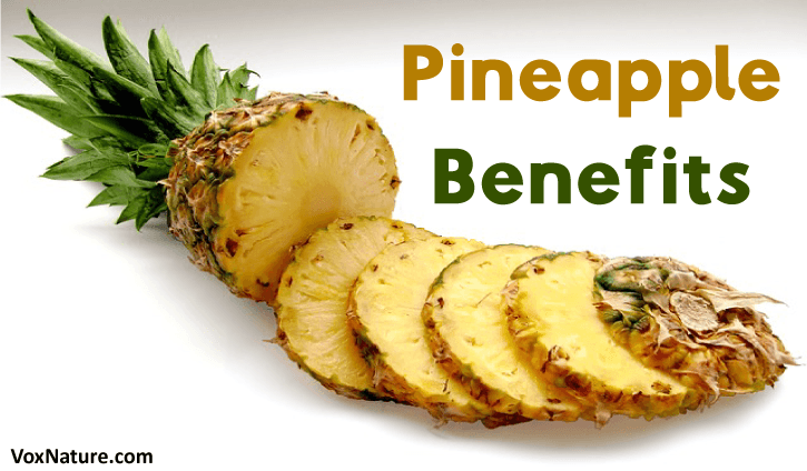 Extraordinary Health Benefits of Pineapples Extraordinary Health Benefits of Pineapples