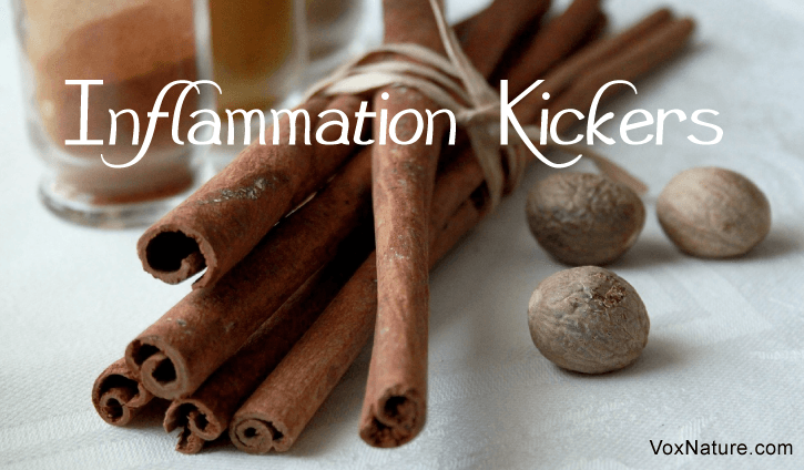 Inflammation in the body is characterized by swollen 9 Powerful Herbs to Treat Inflammation