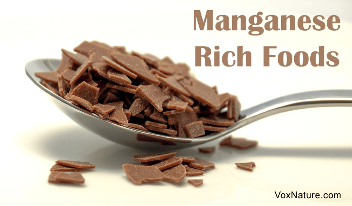 Foods that Supply High Levels of Manganese Foods that Supply High Levels of Manganese