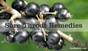 All-Natural Home Remedies for Sore Throat