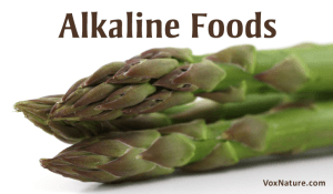 58 Alkaline Foods to Balance the Body's pH Levels