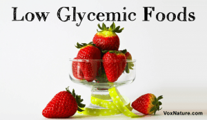 19 Low Glycemic Foods to Lower Blood Sugar Levels