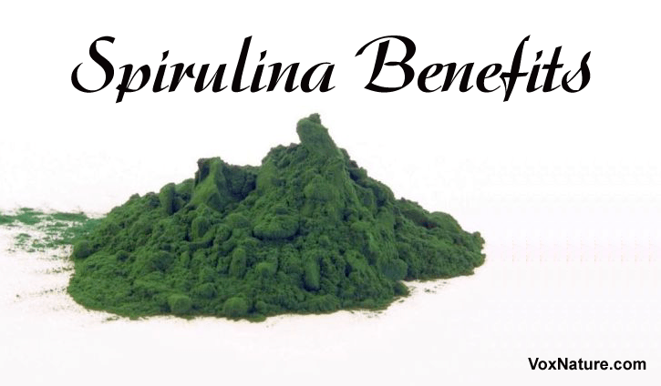 It just so happens to be the best superfood around Spirulina Spirulina: The Best Superfood Nature Has to Offer