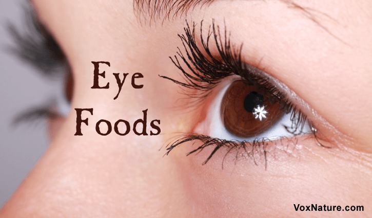 it is crucial to take care of the health of our eyes  10 Rich Superfoods for Eye Health