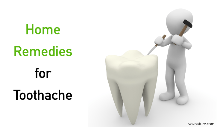 Toothache could vary from throbbing to excruciating  8 Home Remedies for Toothache