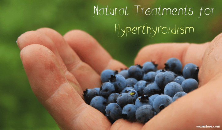 Hyperthyroidism is the term used when your thyroid is overly active and is producing too m Natural Treatments for Hyperthyroidism