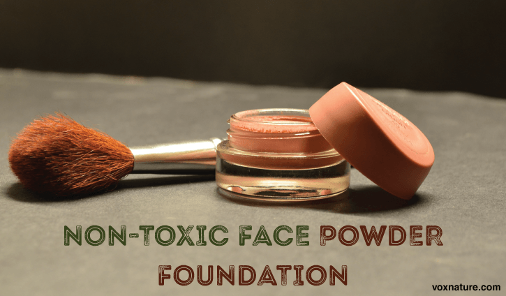 ve never looked at the ingredients in your makeup Make Your Own Non Make Your Own Non-Toxic Face Powder Foundation