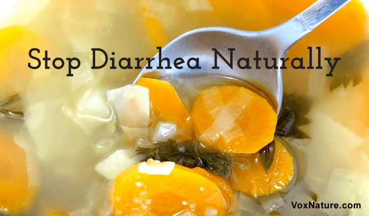 How To Stop Diarrhea With Natural Remedies