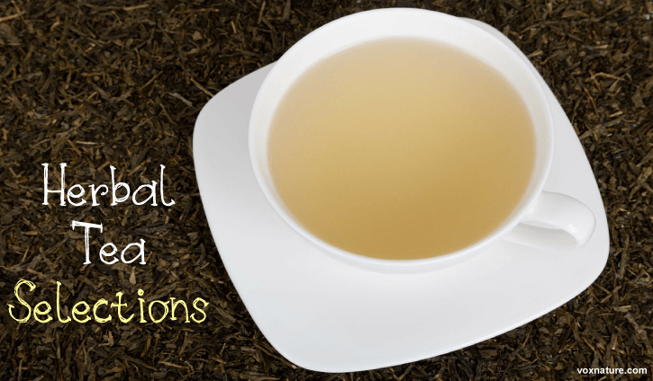 Herbal teas contain a variety of nutrients and antioxidants  6 Popular Herbal Teas and Their Benefits